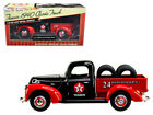 1:32 diecast model 1940 Ford Pickup TEXACO Truck w/ Tires PETROLIANA COLLECTIBLE