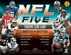 2019 PANINI NFL FIVE TRADING CARD GAME SEALED BOOSTER BOX