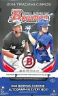 2014 Bowman Baseball Hobby Box FACTORY SEALED 1 AUTO PER BOX Betts, Degrom