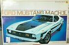 OTAKI FORD MUSTANG MACH 1... 1/12TH SCALE SEALED CONTENTS !!!