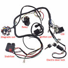 GY6 150cc ATV Go Kart Wire Harness Assembly CDI Switch Electric Part New