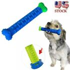 Pet Dog Toothbrush Dental Care Brush Chew Grinding Toy Cleaning Teeth Brushing