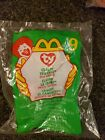 CLAUDE the CRAB TOY ANIMAL TY BEANIE BABY #9 1999 McDONALD'S HAPPY MEAL NEW