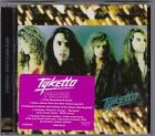 TYKETTO 'DON'T COME EASY' + BONUS TRACK HARD ROCK 2016 ROCK CANDY RMSTD NEW!