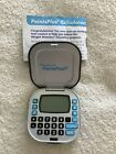 Weight Watchers Points Plus Pocket Calculator and Instructions Dark Grey LN