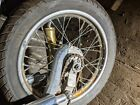 2010 Tomos streetmate rear wheel Moped 16 Only 394 miles