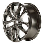 Chrome Plated 5 V Spoke 18X75 Factory wheel 2009 2013 Nissan Altima