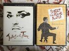 Jules  Jim Shoot The Piano Player DVD Criterion Collection Francois Truffaut