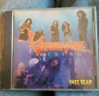 Vengeance Rising - Once Dead CD 1990 Intense Records OOP 1st Pressing