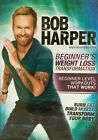 Bob Harper DVD Beginners Weight Loss Transformation Burn Fat Build Muscle