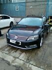 Volkswagen Passat SE Blue motion Tec TDI Diesel Black color