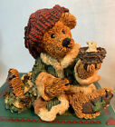 Boyds Bears Friends Christmas Elgin The Elf That Sits On The Shelf Bear First Ed