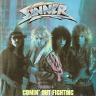Sinner ‎– Comin' Out Fighting CD