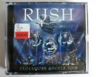 RUSH - CLOCKWORK ANGELS TOUR * 3 CD SET