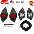 Golf Cart Headlight LED Tail Light Kit Fits YAMAHA Drive HOT Sale