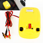 12V Electric Air Pump For Avon Achilles Mercury Zodiac  Inflatable Boats New US