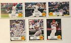 2019 Topps Throwback Thursday Set 30 Moon Shots Complete Set of 6 Cards