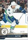 2017 Upper Deck Fall Expo Hockey Promo Cards - Checklist Added 27