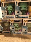 Glow In The Dark Haunted Mansion Chase Exclusive Custom Set D13 FUNKO POP LE
