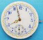 High Grade PATEK PHILIPPE Pocket Watch Movement w OHARA Dial and Hands