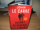John Le Carre Agent Running In The Field hand Signed 1st 2019 political thriller