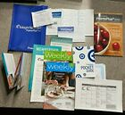Weight Watchers PointsPlus Powerstart Kit guide planner tracker books