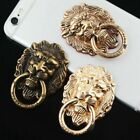 Cell Mobile Phone Bronze Lion Phone Holder Round 360 Finger Ring Sale Cxz