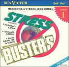 Various Artists : STRESS BUSTERS VOL. 1 CD