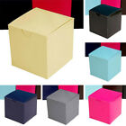 200 pcs FAVOR BOXES 3x3 Wedding Party Home Decorations GIFT Supply WHOLESALE