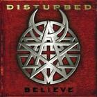 Disturbed : Believe (Clean) CD