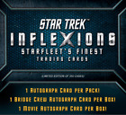 1 ea. x Star Trek + Game of Thrones InfleXions Trading Card Box