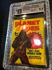 1975 Topps Planet Of The Apes Sealed Single Unopened Wax Pack Graded 8.5 GAI