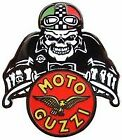 NEW MOTORCYCLE BADGE BIKE MOTO GUZZI LE MANS V50 ROCKERS ACE CAFE RACER 59 CLUB