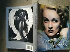 RARE Films of Marlene Dietrich PHOTO Book Desire The Blue Angel Stage Fright
