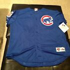 Vintage Authentic Sammy Sosa Chicago Cubs Majestic Jersey - X Large -