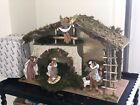 Fontanini Christmas Large Nativity 7 Pice Set 8 In  5 In Scale