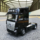 118 NZG Mercedes Benz Actros FH25 Truck Trailer Diecast Model Car Tow Tractor