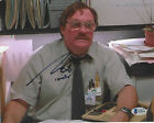 STEPHEN ROOT SIGNED 'OFFICE SPACE' MILTON 8x10 PHOTO 2 ACTOR BECKETT COA BAS