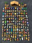 Huge Lot Of 156 Fisher Price Little People Animals Vehicles Nativity + More
