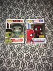 FUNKO POP! MARVEL'S HULK AVENGERS + Spider-man Red and Black HOT TOPIC EXCLUSIVE