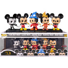 Funko Pop Disney Archives Mickey Mouse 5 Pack Special Edition Exclusive