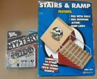 VTG Tech Deck Tony Hawk Park Ramp + Stairs w Box Fingerboard Lot