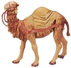 Roman Fontanini 5 Collection Camel With Blanket 72526