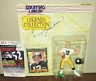 1989 Starting Lineup SLU Legends Collection Terry Bradshaw Autograph Signed JSA