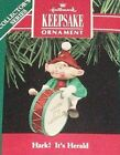 Hallmark Keepsake Ornament - HARK! IT'S HERALD                 w