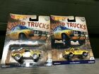 2 Set Hot Wheels Hotwheels Shop Trucks Subaru Brat Bratt