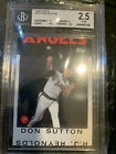 Don Sutton Baseball Cards and Autographed Memorabilia Guide 5