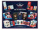 EXECUTIVE TRADING CARDS VICTORY 2016 SET