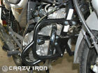 CRAZY IRON YAMAHA YBR125 CRASH BARS