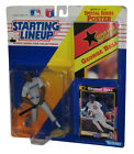 MLB Baseball Starting Lineup (1992) George Bell Chicago Cubs Kenner Figure